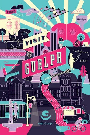visitor's guide cover